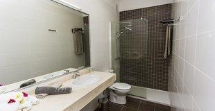 APARTAMENTO SUITE DE 1 DORMITORIO Hotel Coral Los Alisios