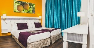Apartamentos suite de 2 dormitorios Hotel Coral Los Alisios