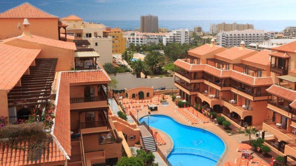 PISCINA EXTERIOR Hotel Coral Los Alisios
