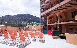 Exteriores Hotel Coral Los Alisios