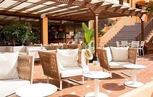 Terraza Hotel Coral Los Alisios