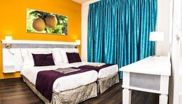 Apartamentos para familias Hotel Coral Los Alisios