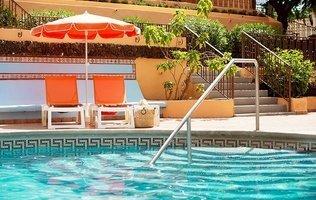 Piscina Hotel Coral Los Alisios