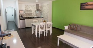 Apartamento suite 1 dormitorio Hotel Coral Los Alisios